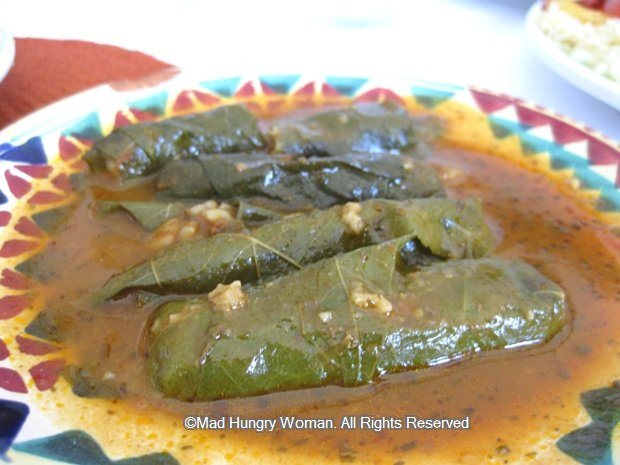 Mediterranean diary of a mad hungry woman for Ararat armenian cuisine