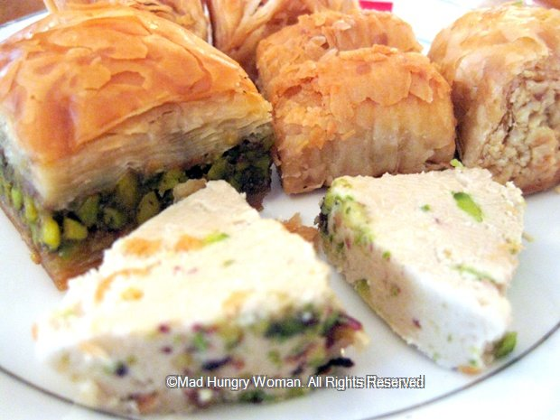 Middle eastern diary of a mad hungry woman for Assaf lebanese cuisine