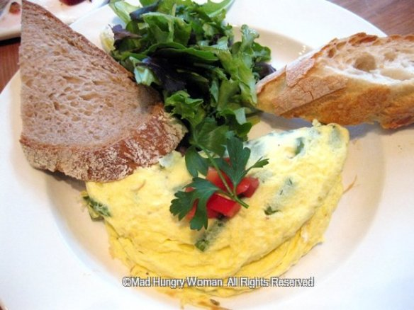goat cheese omelet for two recipes dishmaps asparagus and goat cheese ...
