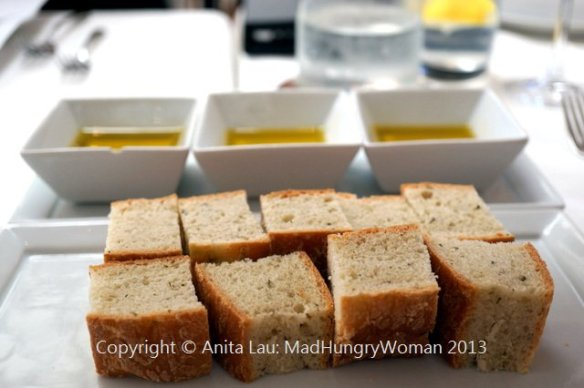 bread olive oil