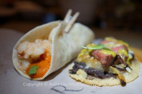 taco huarache