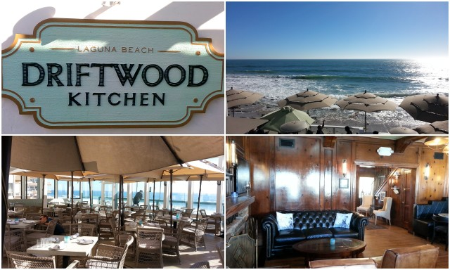Driftwood Kitchen Menu